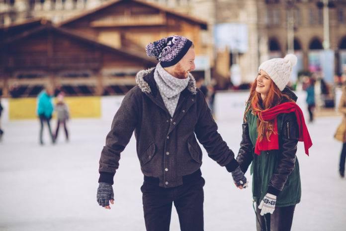 冬のデートで男性をキュンとさせるモテ仕草