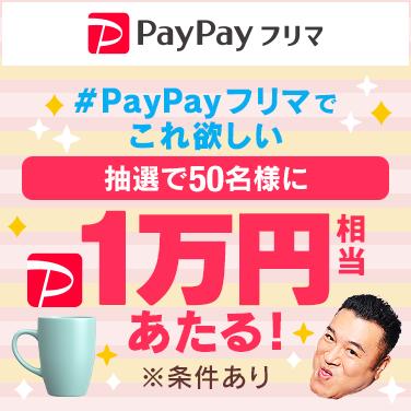 PayPayフリマでこれ欲しいキャンペーン