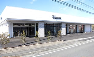 gallery of  GALLERIA様
