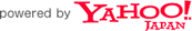 powered by Yahoo! JAPAN