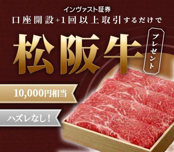 松阪牛をプレゼント! FX自動売買シストレ24くじ