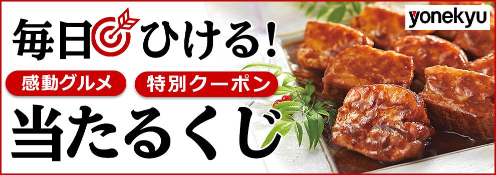牛肉のデミとろ煮込みやローストポーク、ストアで使えるクーポンが当たる!