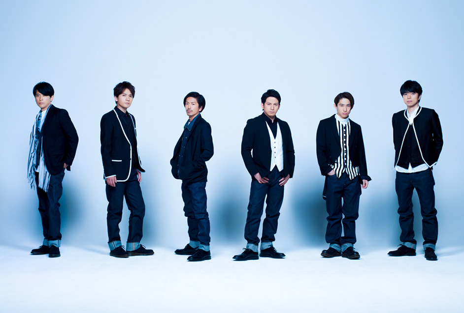 V6 LIVE TOUR 2017 The ONES