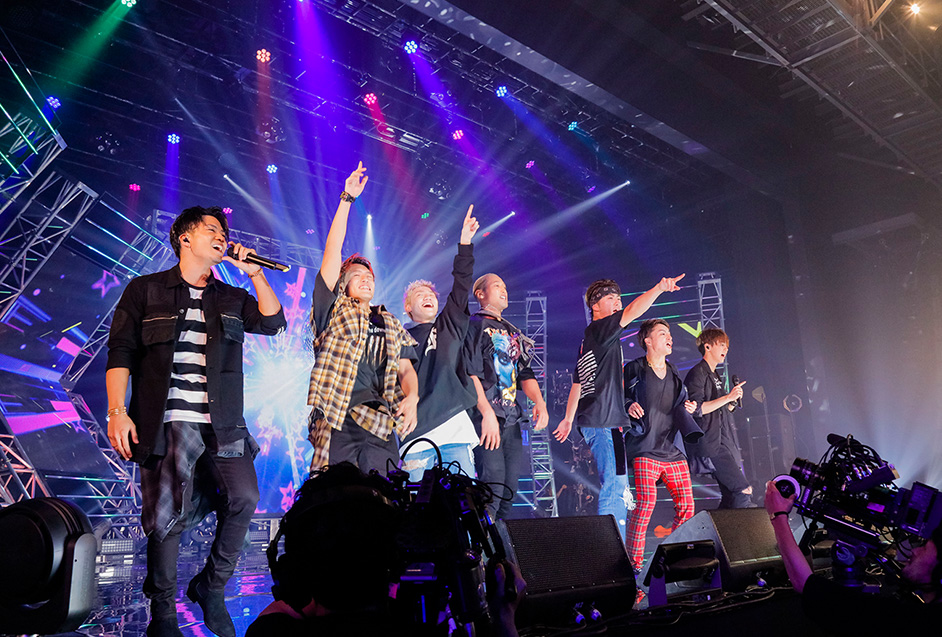 GENERATIONS from EXILE TRIBE × WOWOW <第1章 スタジオライブ&ドキュメントSP>