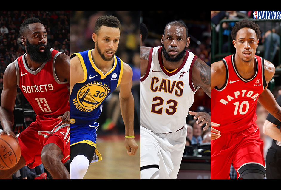 超絶ドラマチック! NBAバスケットボール プレーオフ