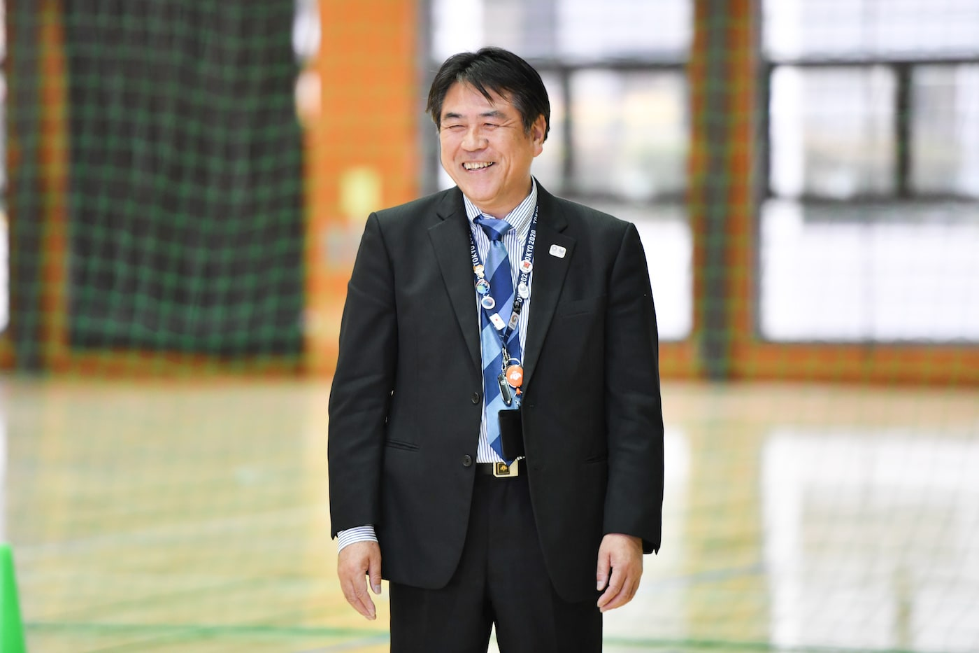 笠間武彦さん