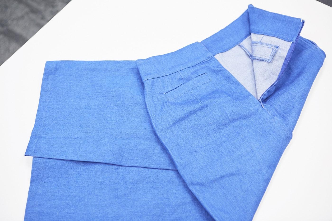 布施田さんの洋服