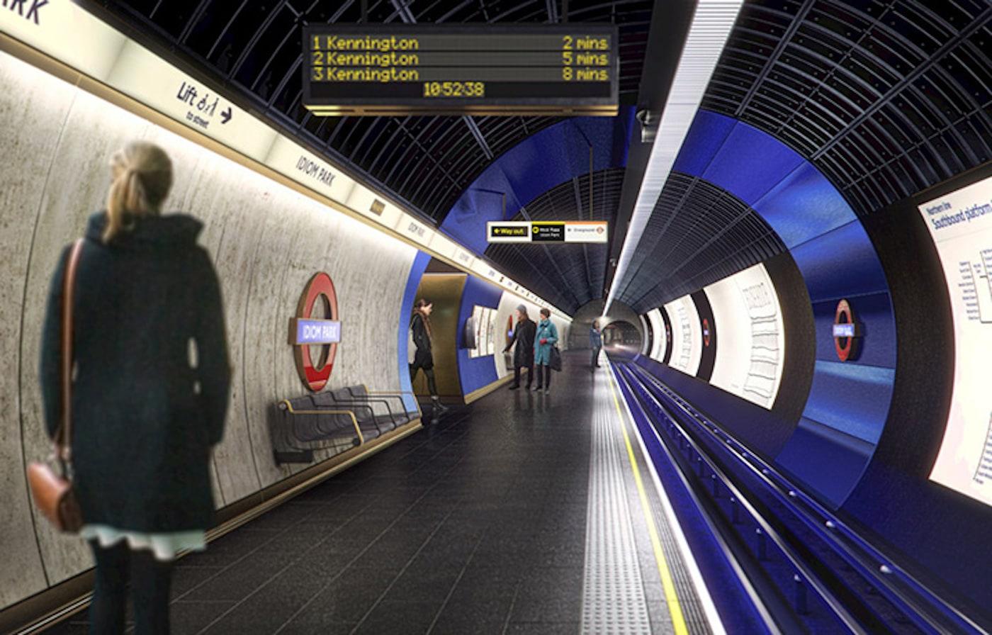 1863年に開通したロンドン地下鉄