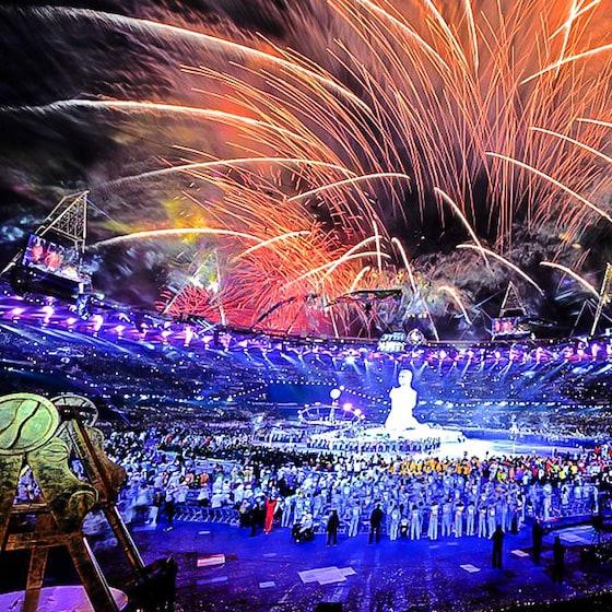 ロンドンパラリンピックの様子