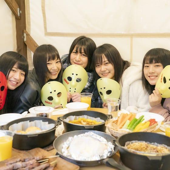 仮面女子のメンバー