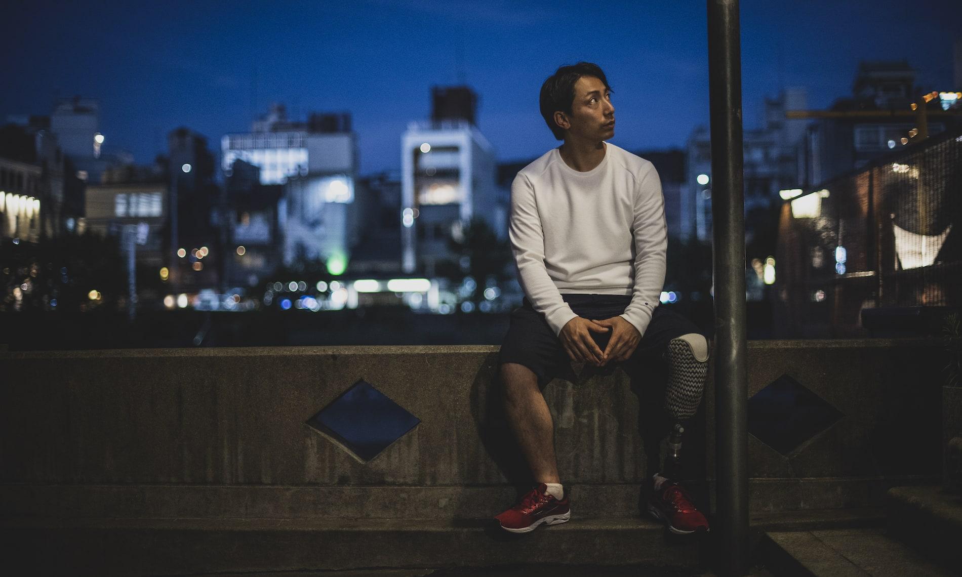 加納慎太郎選手