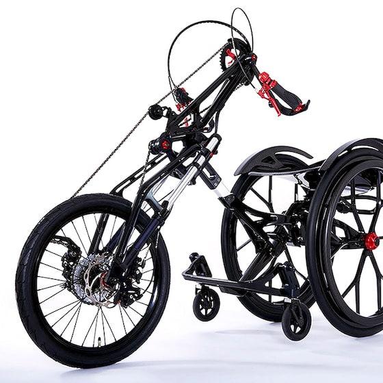 コミュニケーションモビリティ・RDS hand bike