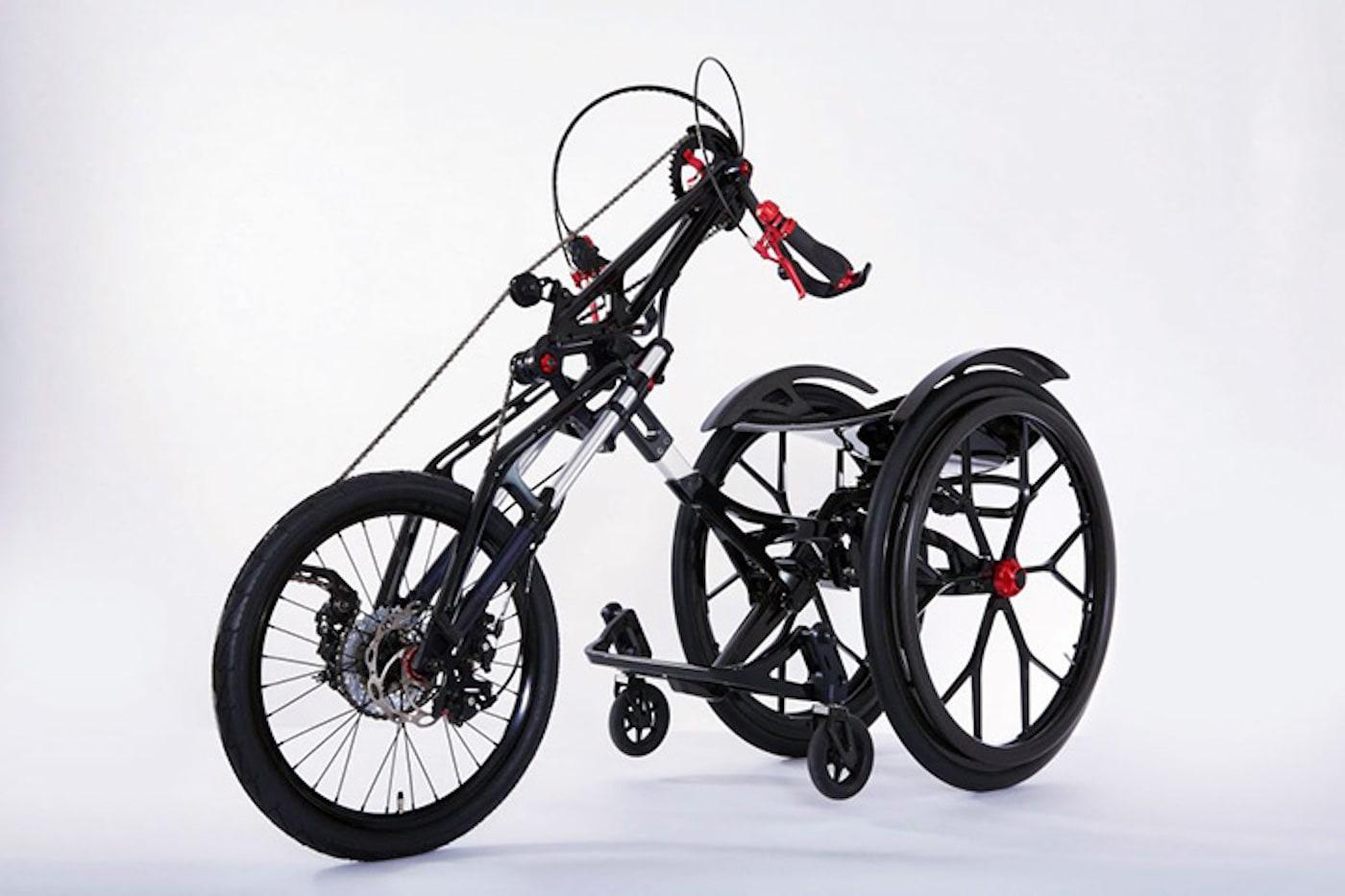コミュニケーションモビリティ「RDS hand bike」