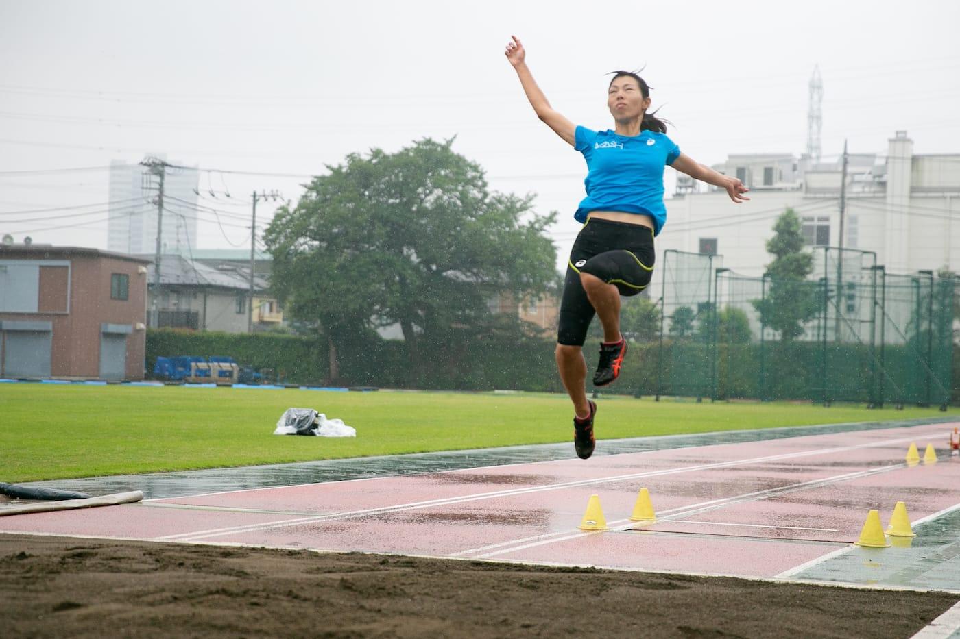 澤田優蘭選手