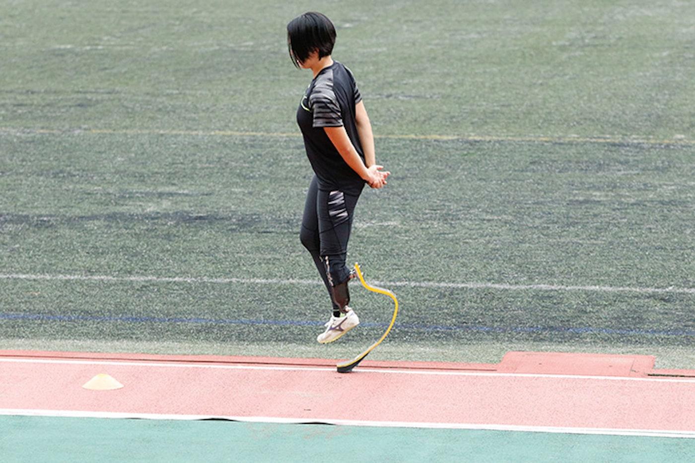 高桑早生選手