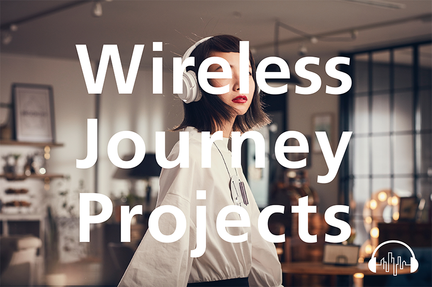 Wireless Journey Projects