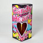 ロマンティック噴出型花火「キャンディーハート」