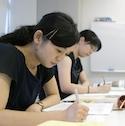 科目修得試験は、東京、大阪、福岡など全国10都市で年6回実施