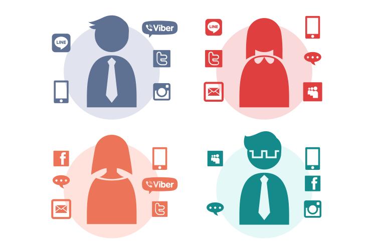 「インターネット環境」と一口に言っても、使うツールやパーソナライズによって見えるものはユーザーごとに異なる