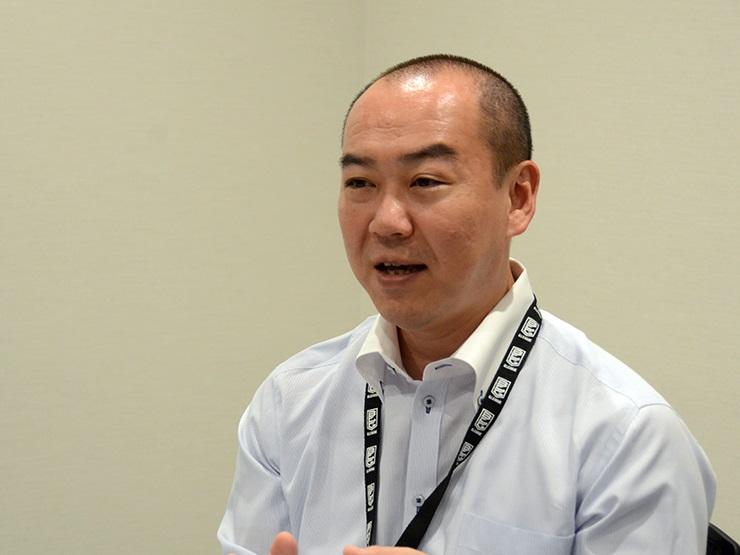 公益社団法人ジャパン・プロフェッショナル・バスケットボールリーグ マーケティング部長 安田良平氏