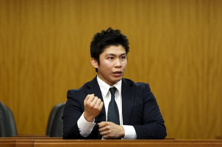 ハイパフォーマンスサポート事業 パフォーマンス分析(柔道) 鈴木利一氏
