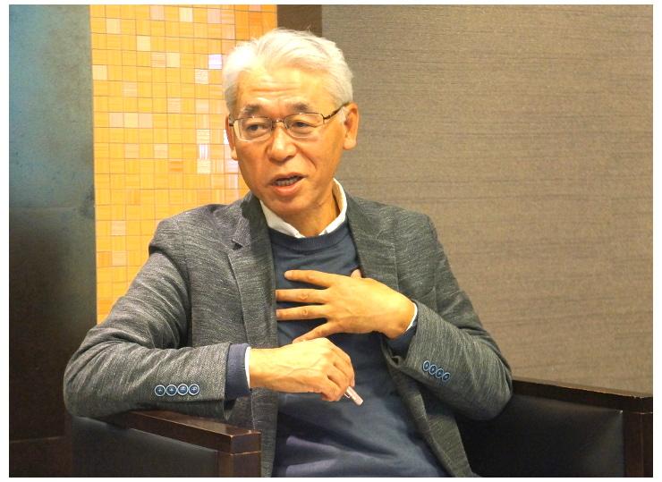 メディカル・データ・ビジョン株式会社 専務取締役 浅見修二氏