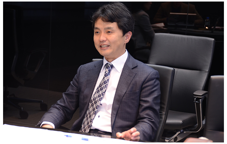 SAS Institute Japan株式会社 ソリューションコンサルティング本部 IoTソリューショングループ シニアマネージャー 辻 仁史氏