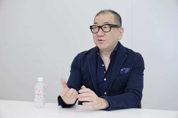 シニア・バイス・プレシデント&パートナー 馬渕邦美氏