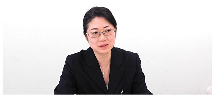 Nexal株式会社 代表取締役 上島千鶴氏