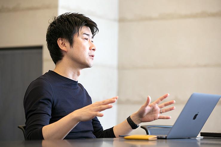 田川氏の写真