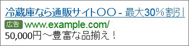 広告 通販サイト2
