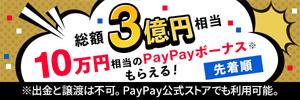 対象の新築マンションご成約+契約書アップロードで10万円相当のPayPayボーナスもらえる!先着合計3,000名
