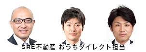 ソニー不動産 おうちダイレクト担当