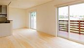 いますぐ入居できる新築の賃貸物件のイメージ画像