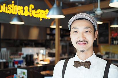 「Gaston&Gaspar 六本木店」Fine Fast Foods株式会社 ディレクター 庄司 慶規さん