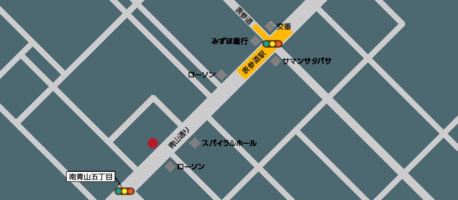 東京・表参道(青山)
