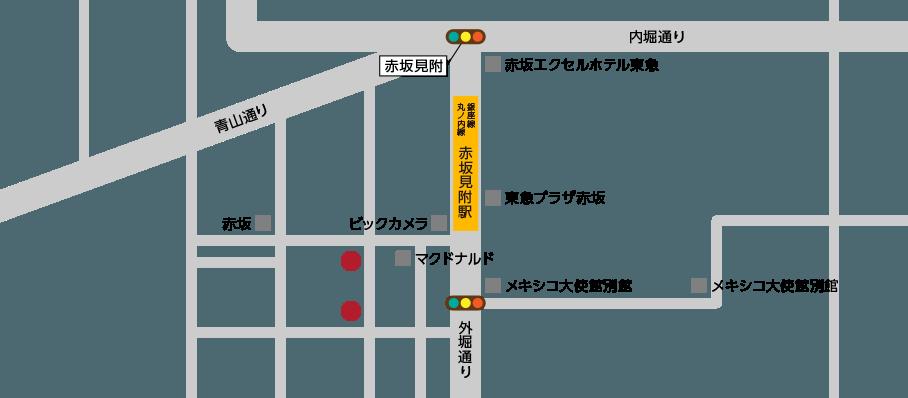 東京・赤坂