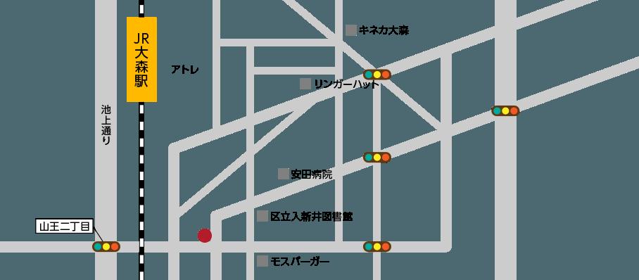 東京・大森