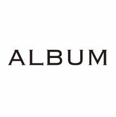 ALBUMのロゴ