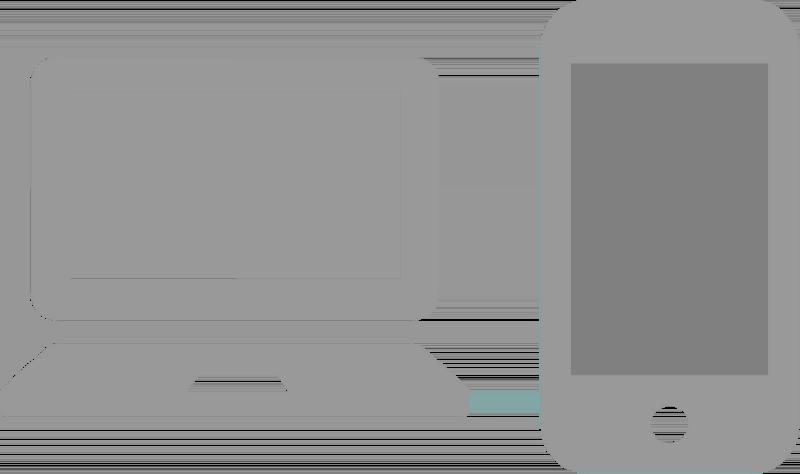 PCとSPのイラストアイコン