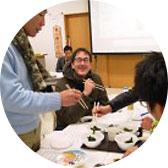 東の食の会の画像