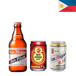 フィリピンビール
