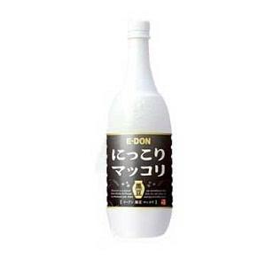 二東(E-DON)黒豆マッコリ1L