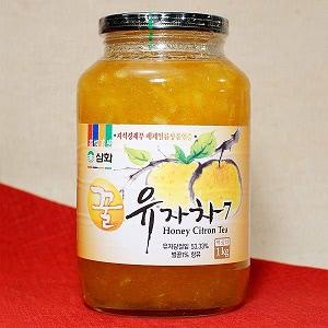 ハチミツ ゆず茶 1kg
