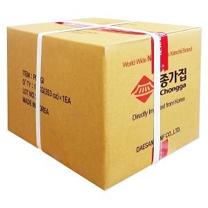韓国産 宗家 白菜ポギキムチ 10kg 業務用