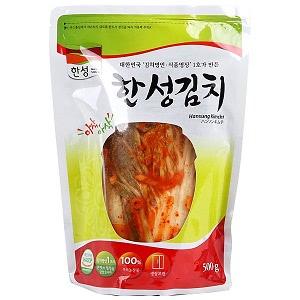 [冷]ハンソン白菜キムチ500g(韓国産)