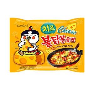 『三養』チーズプルタク炒め麺 140g×5袋