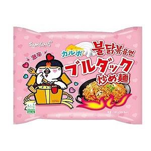 カルボブルダック炒め麺 130gx5個