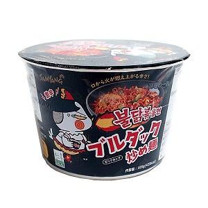 ★まとめ買い★ 三養 ブルダック炒め麺 BIG 105g ×16個【イージャパンモール】