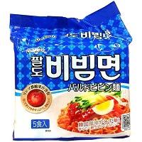 パルド ビビン麺 130g マルチパック (5個入)